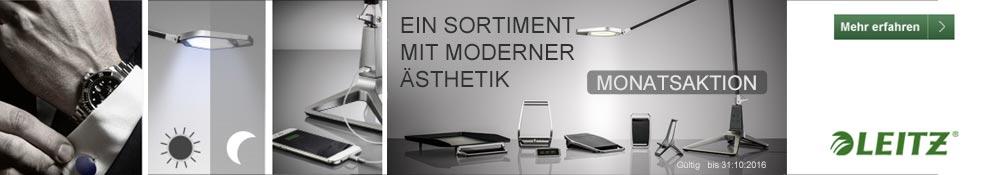 Monatsaktion Leitz Style Serie