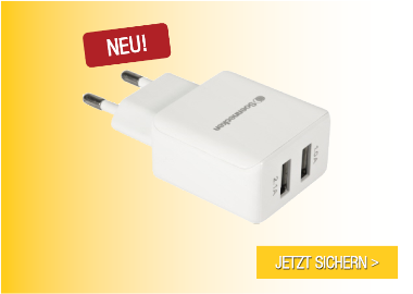 Soennecken USB Poweradapter
