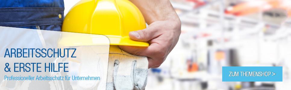 Professioneller Arbeitsschutz für Unternehmen:   Schützen Sie Ihre Mitarbeiter vor: Staub, Lärm, Schnitten und Stößen, aber auch vor gefährdenden Stoffen wie Lacken, Asbest, Schimmel, Reinigern und anderen Schadstoffen.