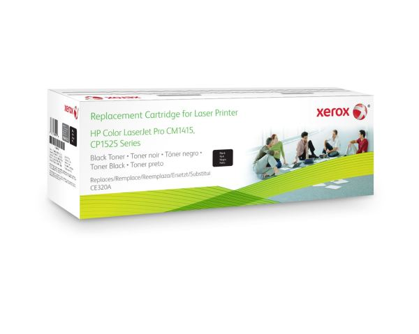 XEROX Toner schwarz HP CE320A