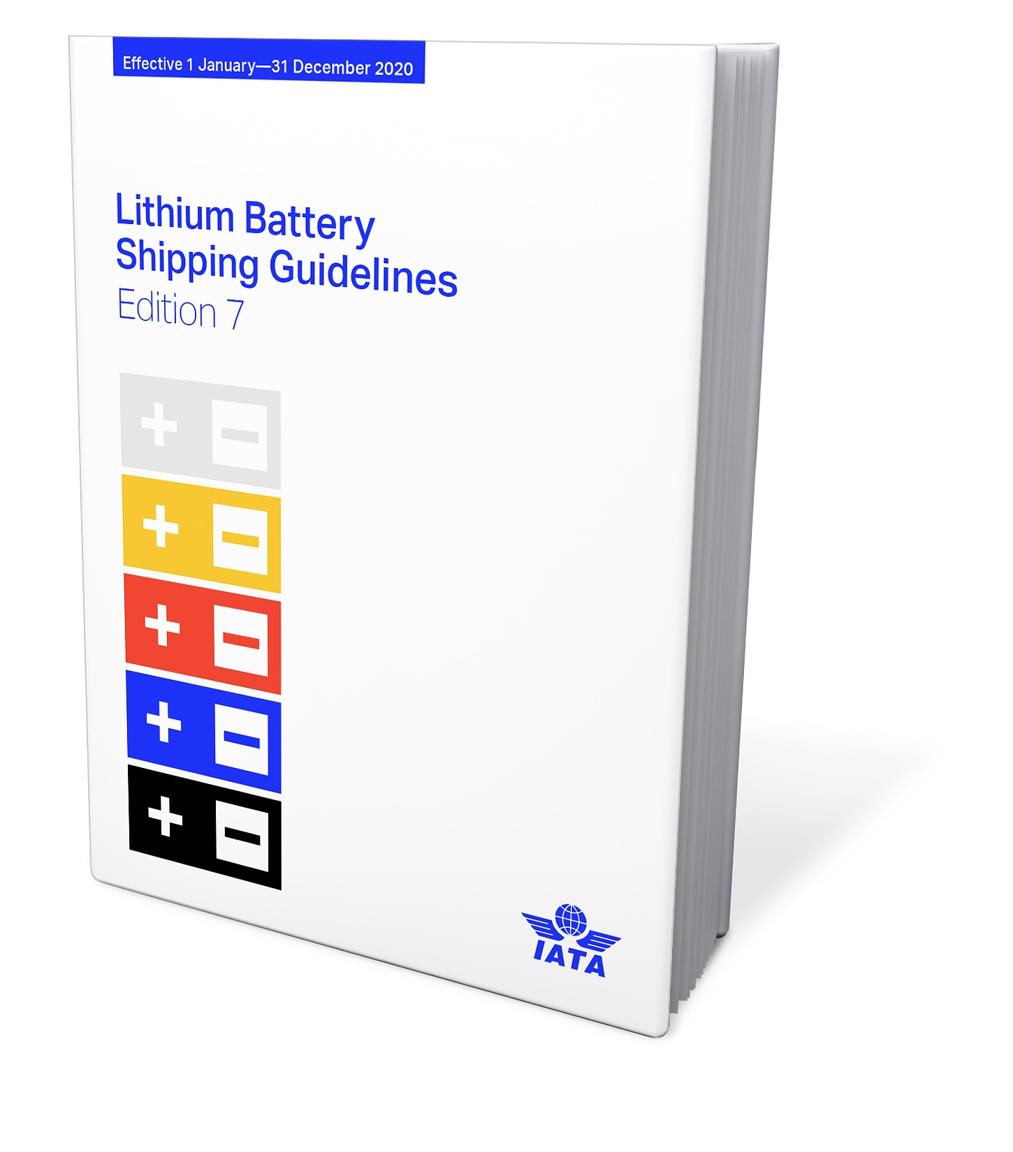 IATA Lithium Battery Shipping Guidelines 2020, 7. Edition, Buch, englisch @DRB227LBSG-7