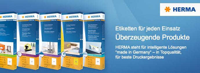 Herma Etiketten Markenshop